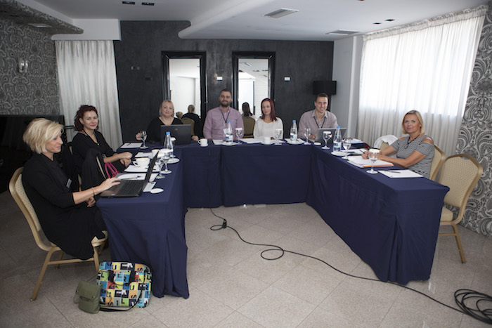 BIG STEP steering committee meeting Thessaloniki
